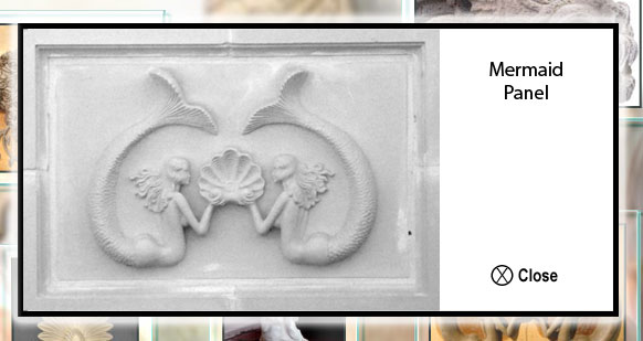 Cast Stone Custom Art