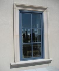 Square Top Window Surround - Vincent Bolson Profiles