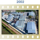 Aerial View Stone Legends Facility - 2002