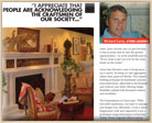 Richard Carey Article from Architectural Digest
